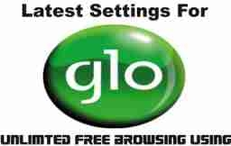 Hurray!! Latest Free Glo Unlimited Browsing
